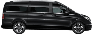 RTC-TAXI-Rotterdam-Mercedes-Benz-V-KLASSE-ZWART